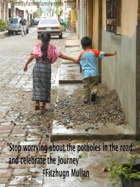 Potholes quote