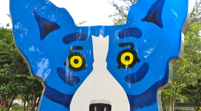 Waterproof: Survival Tale Of New Orleans' Sculpture Garden