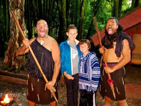#69  Visit the Tamaki Maori Village  in Rotorua, NZ: 100 Family Travel Experiences