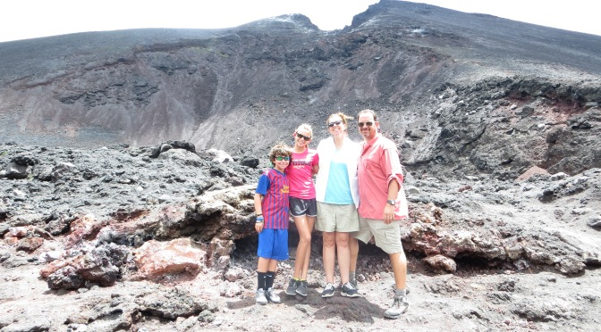 #93 Hike a Volcano in Guatemala : 100 Family Travel Experiences