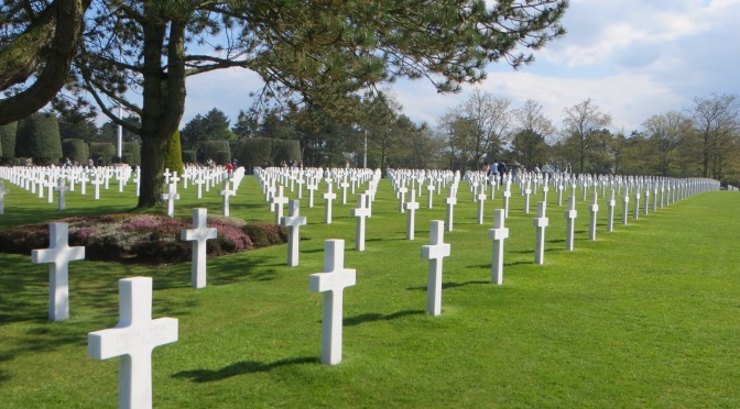 #90 Take a historic tour of Normandy: 100 Family Travel Experiences