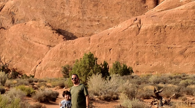 #70 Visit Arches National Park, Utah: 100 Family Travel Experiences