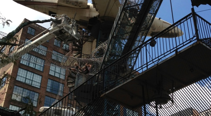 #92 Visit The City Museum in St. Louis: 100 Days  of Family Travel Experiences