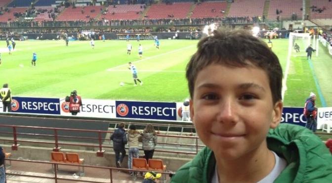 #64 Visit FC Barcelona At Cmp Nou: 100 Family Travel Experiences
